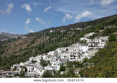 White Andalusian Village