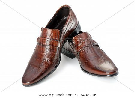 Pair Of Man's Shoes