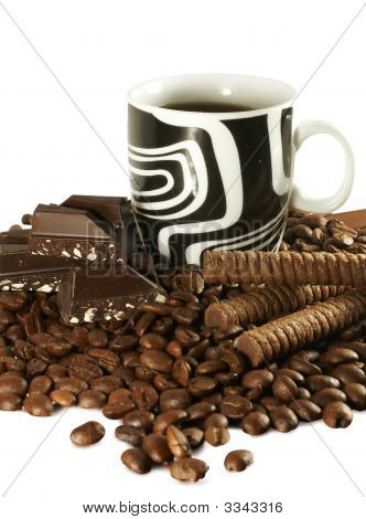 Coffe And Chocolate