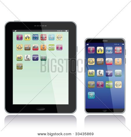 Tablet Pc y Smart Phone