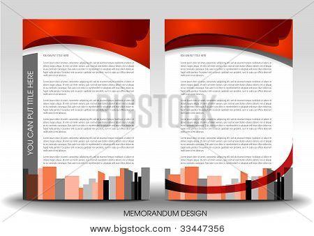 Memorandum Design