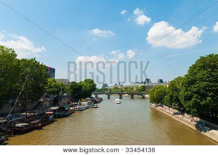 Paris in France