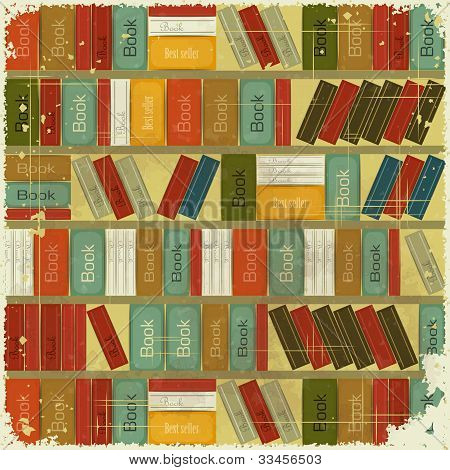 Vintage Book Background