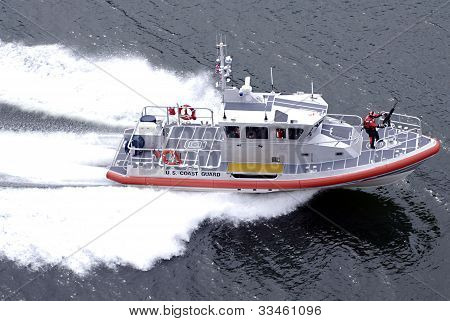 Alaska/usa _us Coast Guard
