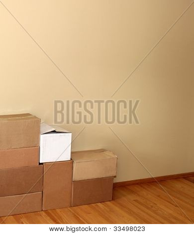 Movendo caixas