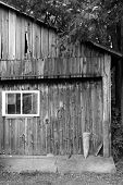A Weathered Barn poster