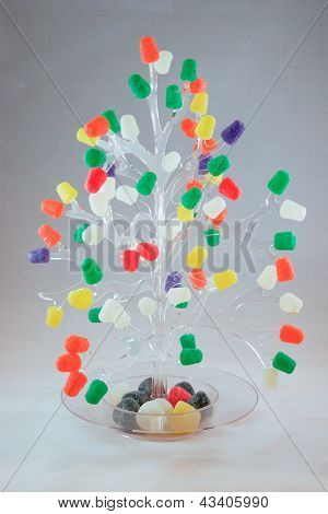 Gumdrop tree