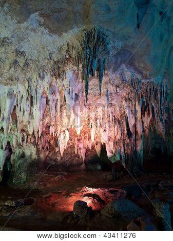 Tham Khao Bin Cave