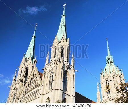 St. Paul's Church, Munich