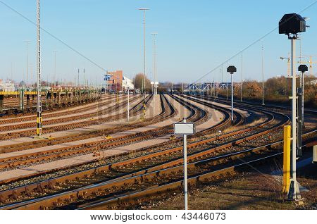 Rail Curve