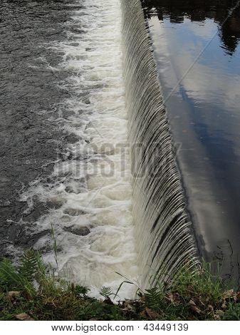 River Waterfall