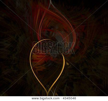 Luz do coração