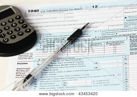 IRS Federal IncomeTax Forms