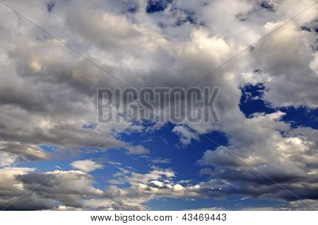 Dramatic Clouds - Cloudscape Shoot 1