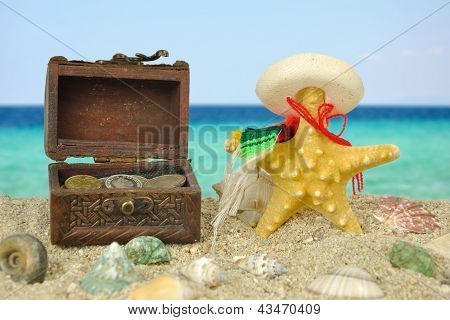 Starfish And The Lost Treasure