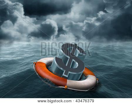 Rescate del dólar