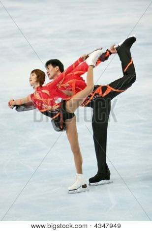 China's Dan And Hao Zhang Free Program