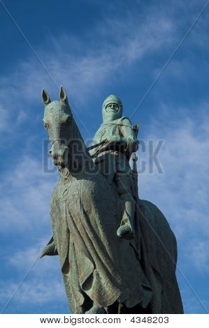 Robert Bruce Monument, Stirling, Scotland