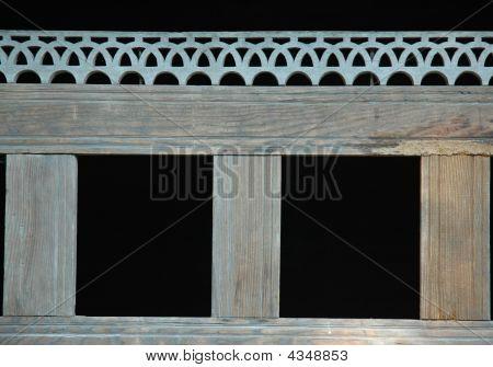 Wooden Fancy Door