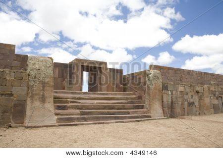 Tiwanaku oder tiahuanaco
