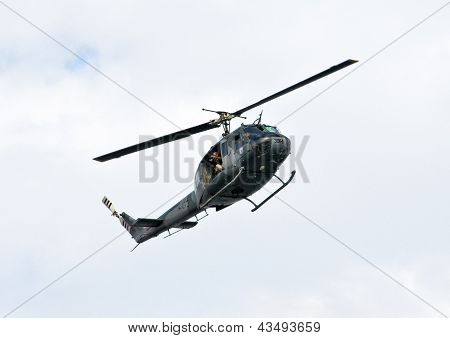 Helicopter Recording Event
