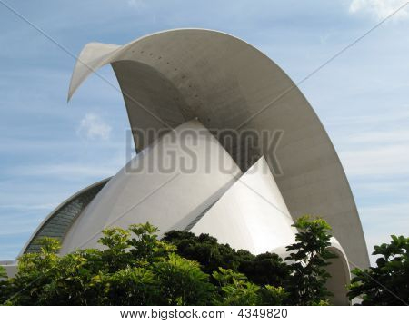 Tenerife - Calatrava