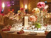 image of wedding  - A romantic and memorable wedding held in the ballroom - JPG