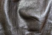 pic of smut  - Skin natural black colour close - JPG