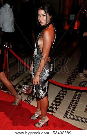 NEW YORK-SEP 17: Socialite Hannah Bronfman attends the 14th annual New Yorkers For Children Fall Gala at Cipriani 42nd Street on September 17, 2013 in New York City