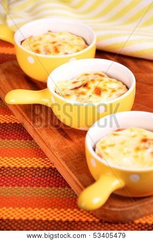 Baked In A Cocotte