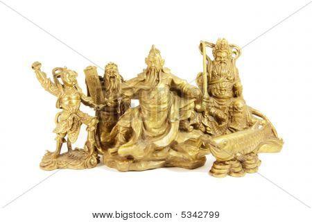 Chinese Deities And Gods