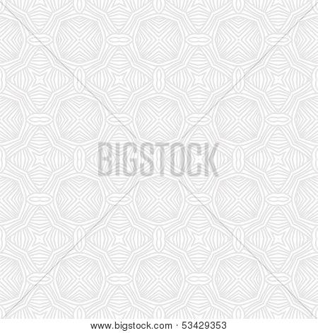seanless vector geometric white pattern