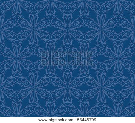 vintage fabric seamless pattern design