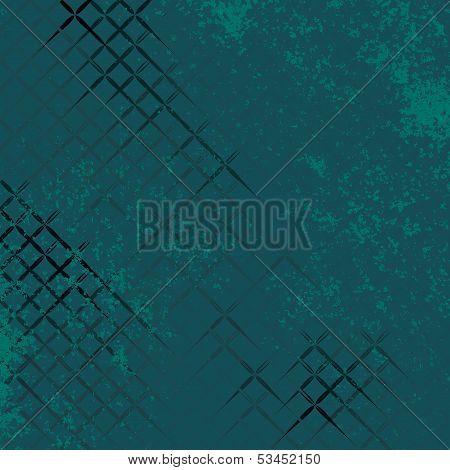 poster background with stains in dark green