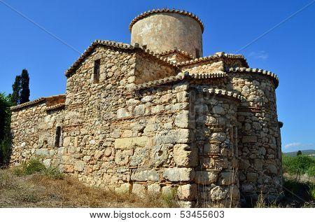 Orthodox Church Ayos Vasileios