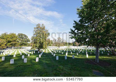 Washington Dc - Arlington National Cemetery