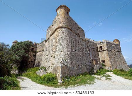 Nice - Fort Du Mont Alban