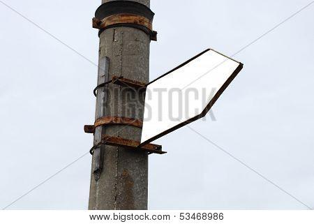 Arrow Billboard