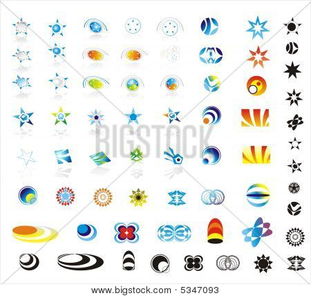 Collection Of 90 More Company Logos Design