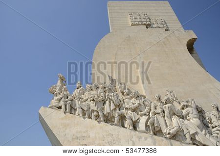 Memorial Monument To The Discoveries