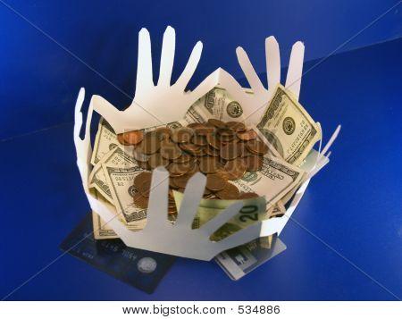 Money Paper Hands 3