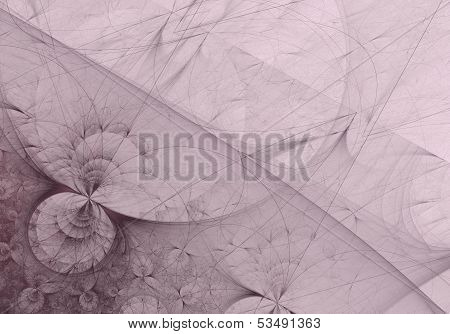 Gentle abstract background in lilac tones