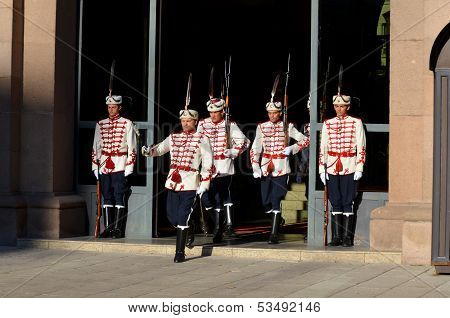 Guards of Honor
