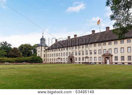 Imperial Abbey Of Corvey, Germany