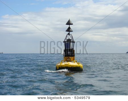 Whitby Warning Bouy