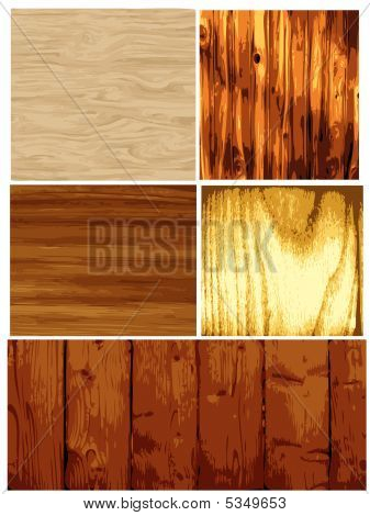 Wood Texture Vector.eps