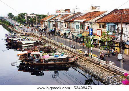 Ancient Riverside City