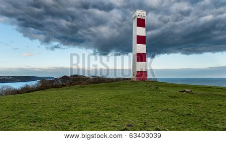 Gribbin Head Daymark