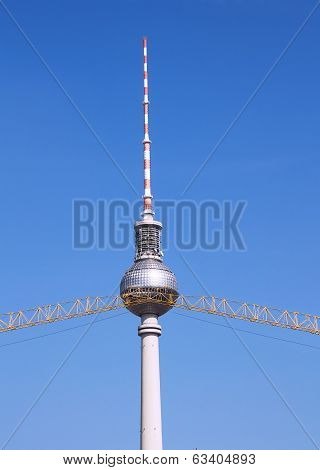 Radio Towers, Alexanderplatz