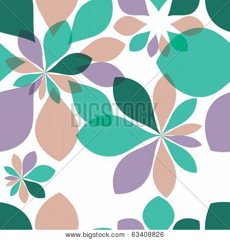 vector seamless abstract pattern background